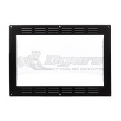Patrick Industries High Pointe Built-In Convection Black Trim Kit