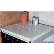 Camco Almond Stove Top Cover **ONLY 1 AVAILABLE AT THIS PRICE**