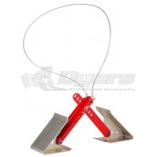 Fastway Tandem Wheel XL OneStep Chock