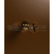 Valterra Brown Window Frame Screws