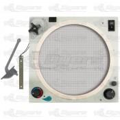 Fan-Tastic Vent 3350 Off White Upgrade Kit