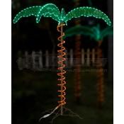 Ming's Decorative LED Rope Light- 4.5′ Palm Tree