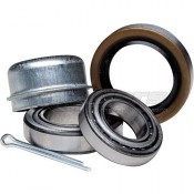 "Tie Down 1"" Wheel Bearing Kit with Dust Cap"