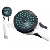 Phoenix White Single Function Handheld Shower