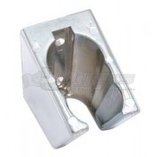 Phoenix White 3 Position Shower Bracket
