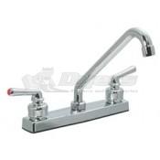 Phoenix Chrome Dual Control Hi-Rise Kitchen Faucet
