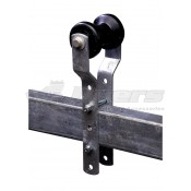 Keel Roller Adjustable Bracket Assembly