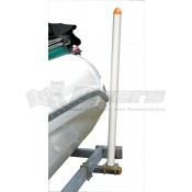 "Boat Trailer 48"" PVC Guide On's"