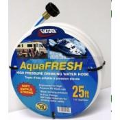 """Valterra 5/8"""" x 25' AquaFresh Drinking Water Hose"""