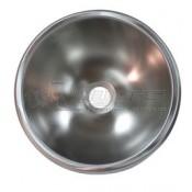 """LaSalle-Bristol 9"""" Stainless Steel Round Lavatory Sink"""