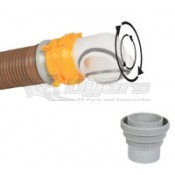 Camco Revolution Swivel Bayonet Sewer Elbow Fitting