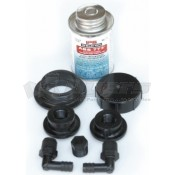 "Valterra 1-1/2"" MPT Water Fill Kit"