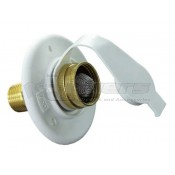 JR Polar White City Water Flange