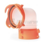 Camco RhinoFLEX 90º Swivel Fitting