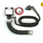 Thetford Sani-Con Box Mount System with Removable Inlet Hose and Gray Water Bypass