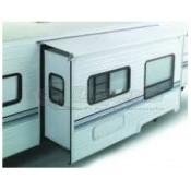 """Dometic Polar White 162"""" SlideTopper Elite w/Rail"""
