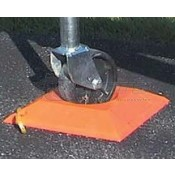 Safe-T-Alert Trailer Wheel Dock