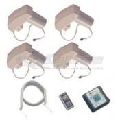 HappiJac Wireless Electric Motor Kit for Ball Screw Jacks