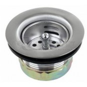 "JR 2"" Sink Basket Strainer Assembly"