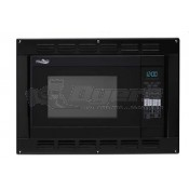 Patrick Industries High Pointe Black 1.1 cu ft Built-In Convection Microwave Oven