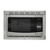 Patrick Industries High Pointe Stainless Steel 1.1 cu ft Built-In Convection Microwave Oven