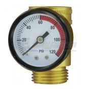 Valterra Lead-Free Water Pressure Gauge