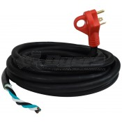 Valterra 30 Amp 25' RV Power Cord Pigtail
