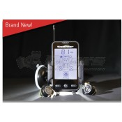 TireMinder A1A Next Generation 4 Tire Wireless Monitoring System