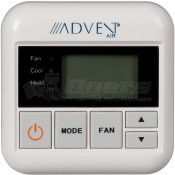 Advent All-In-One Digital Wall Thermostat