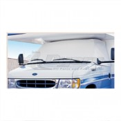 ADCO Class C & B Windshield Cover for '96 - '11 Ford with Mirror Cut Outs