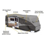"ADCO Designer SFS Aqua Shed Class C Cover for RV's 23'1"" - 26'"