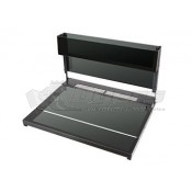 Atwood 52929 Deluxe Glass Bi-Fold Cooktop Cover