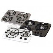 Atwood Wedgewood Black 2-Burner  Drop-In Cooktop