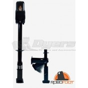 Lippert Black 3K Trailer Tongue Jack