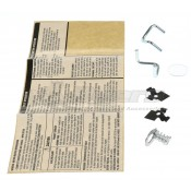 Atwood Water Heater Door Mounting Hardware Kit