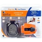 SmartPlug 30 Amp RV Power Cord Plug End Combo Kit