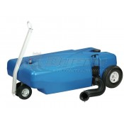 Barker 42 Gallon 4-Wheeler Tote-Along Portable Holding Tank