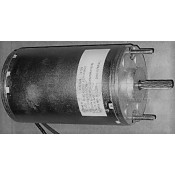 Barker Slide-Out Replacement Motor