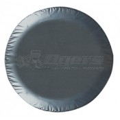 """ADCO 29-3/4"""" Black Spare Tire Cover"""