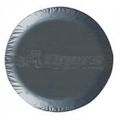 """ADCO 21-1/2"""" Black Spare Tire Cover"""