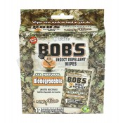 Bob's Insect Repellent Wipes With Aloe 12-Pack