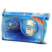 BouDé 42 ct. Flushable Wipes w/ Aloe Refill Pack