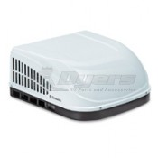 Dometic White Brisk Air II 13.5K Air Conditioner - Upper Unit