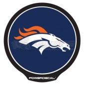 Denver Broncos LED PowerDecal