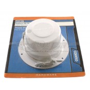 Camco Polar White Plumbing Vent Kit 40033