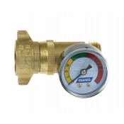 Camco Water Pressure Regulator with Gauge