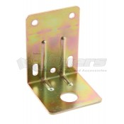 Cavagna L Rack Bracket for Two Stage and Auto Changeover Regulators