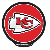 Kansas City Chiefs LED PowerDecal