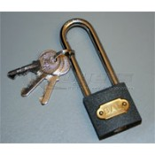 BAL Padlock for BAL Tire Locking Chocks