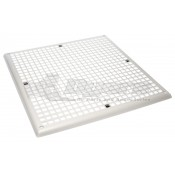 Coleman A/C Polar White Plastic Replacement Air Box Grille
